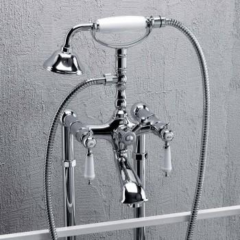 Baterie coloană pentru cadă cu duș din alamă Fabricat în Italia - Shelly