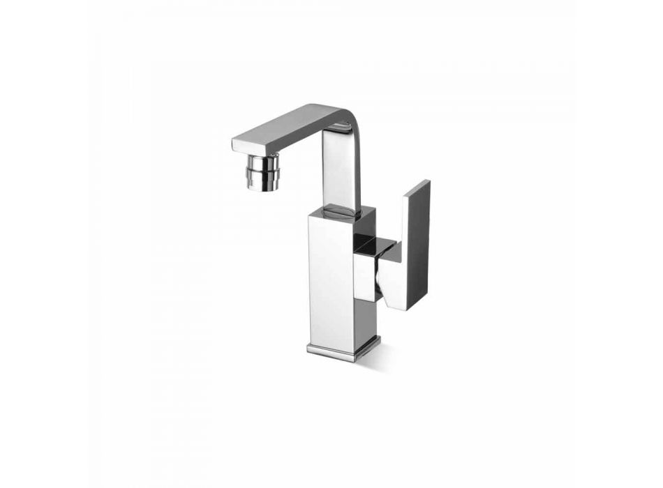 Baterie design pentru bidet de baie din alamă fără scurgere Made in Italy - Panela