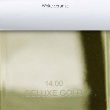 Baterie de podea clasică pentru cadă Made in Italy Brass - Omidio