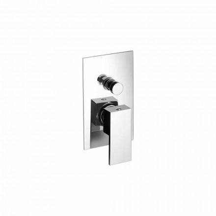 Mixer de duș sau cadă încorporat Design modern Fabricat în Italia - Panela