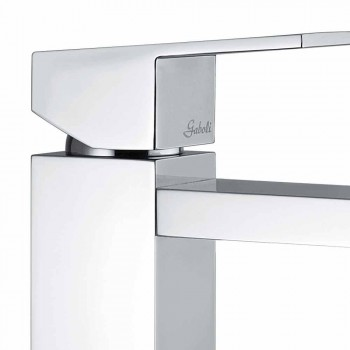 Baterie lavoar pentru baie cu gura de scurgere 170 mm distanță centrală Made in Italy - Medida