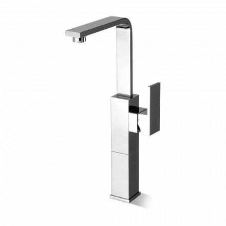 Baterie pentru chiuvetă de baie cu pivot înalt, fabricat în Italia - Panela