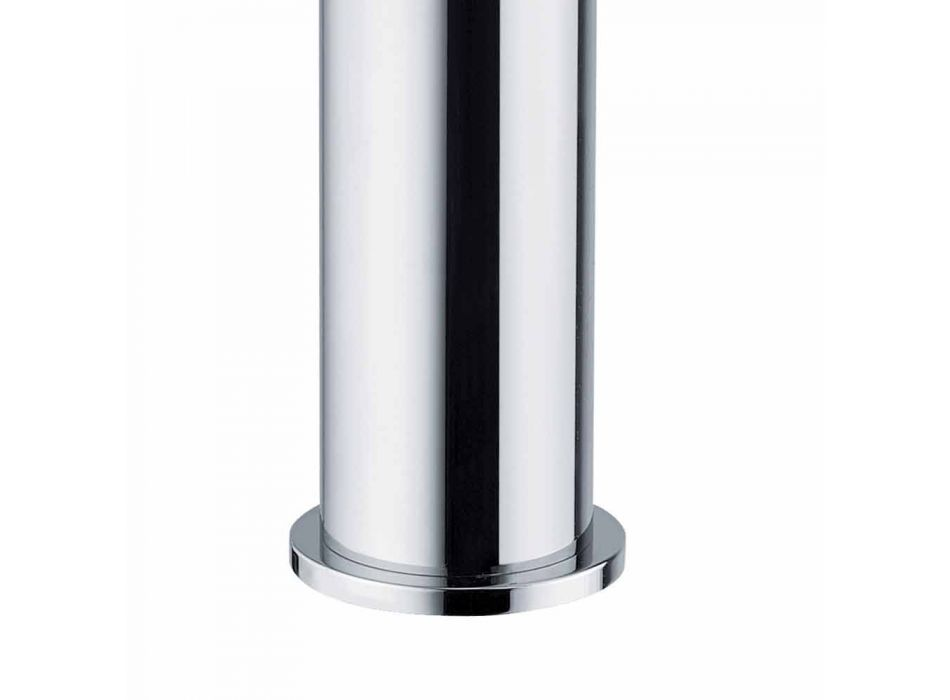 Baterie lavoar pentru baie din alamă cromată Design modern Made in Itlay - Liro