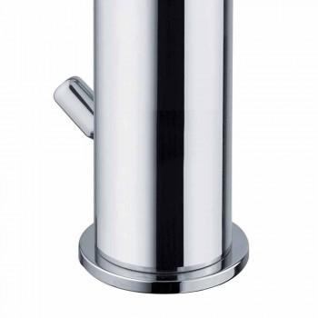 Baterie de lavoar din alamă cu gură de distanță de 170 mm distanță centrală Made in Italy - Ermia