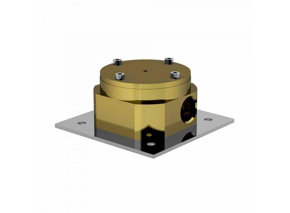 Baterie de baie modernă pentru podea, fabricată în Italia - Palimio