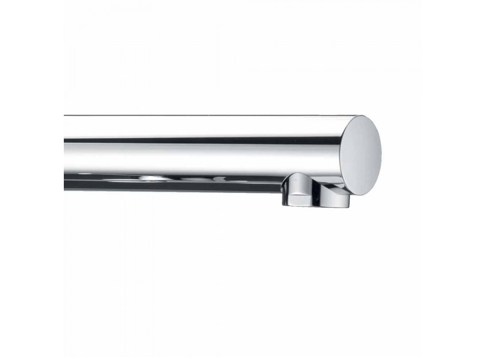 Baterie de lavoar din alamă cu duș de mână ABS Fabricat în Italia - Kalid