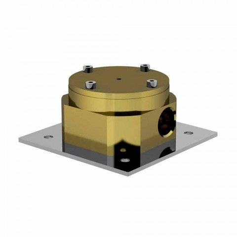 Baterie de baie moderna pentru pardoseala Made in Italy - Pirio