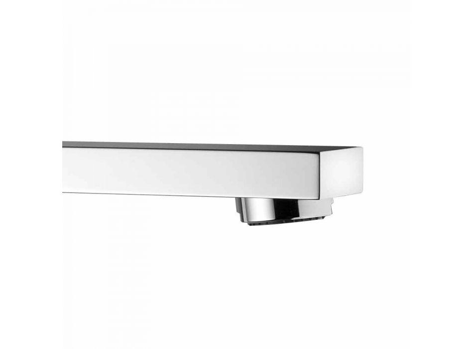 Baterie de lavoar pentru baie extinsă fără golire Made in Italy - Medida