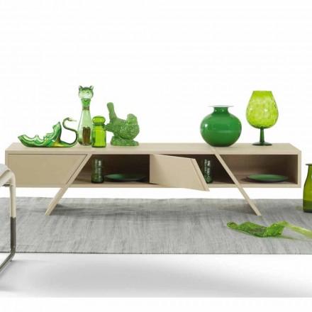 Panoul meu de design Home Ray din MDF lacuit fabricat în Italia