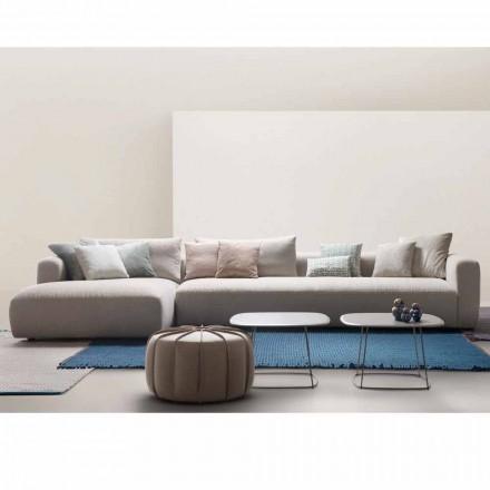 Canapea de design canapea în casa mea Produs moale în Italia tesatura