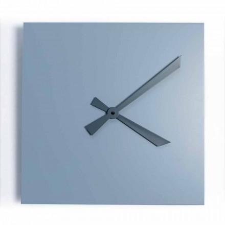 Ceas de perete industrial și modern, de design italian - Titan