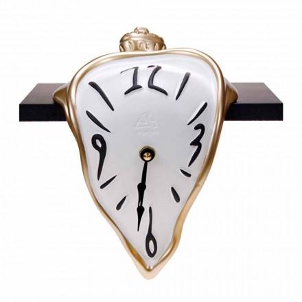 Ceas de masă din rășină cu mecanism de cuarț Fabricat în Italia - Cate