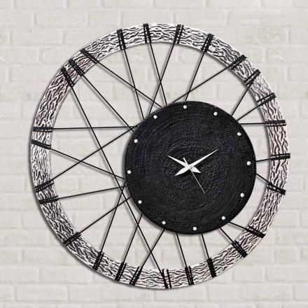 Design modern de ceas de perete Amalfi de Viadurini Decor