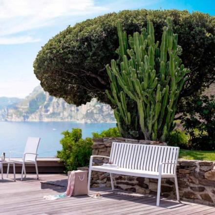 Design contemporan bancă de grădină Lady by Talenti