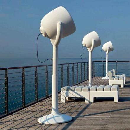 Lampă de podea de exterior Poleasy Design, 2 culori - Hollywood de Myyour