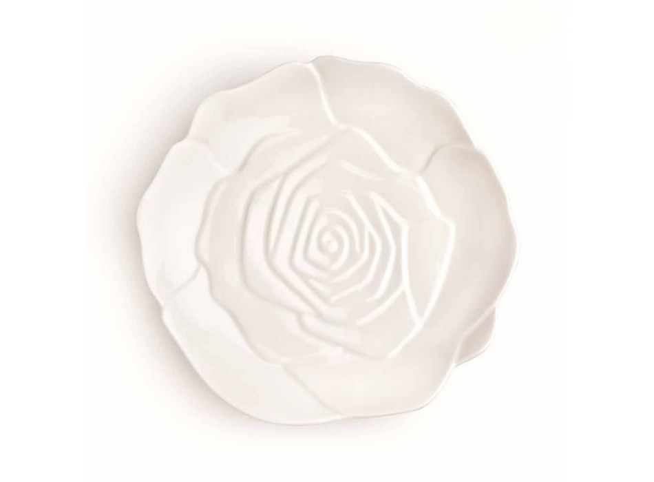 12 bucăți de porțelan Elegant Placă de favorit decorată manual - Rafiki