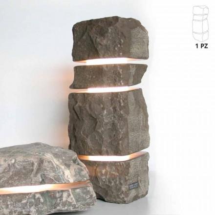 Marmură Piatra Fior di Pesco Carnico luminos cu 3 bucăți Stonehenge