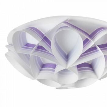 3 lumini de plafon realizate în Italia de design modern, diam. 51 cm, Lena