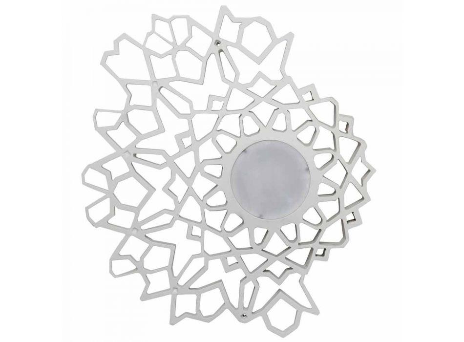 Aplica plafon în tehnopolimer alb sau auriu 2 dimensiuni - catedrală