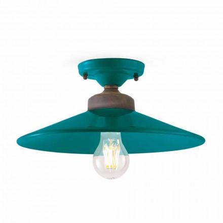plafon lampă de design plafon ceramică și Ottone Cecilia