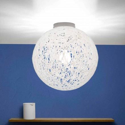 Lampa Design modern plafon realizat în Italia Mady, cu diametrul de 48 cm