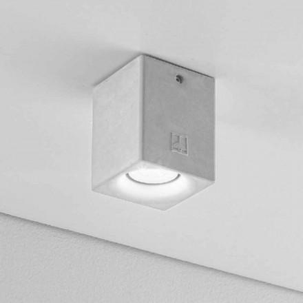 plafon pătrat pentru tencuială exterior sau ciment Nadir 3