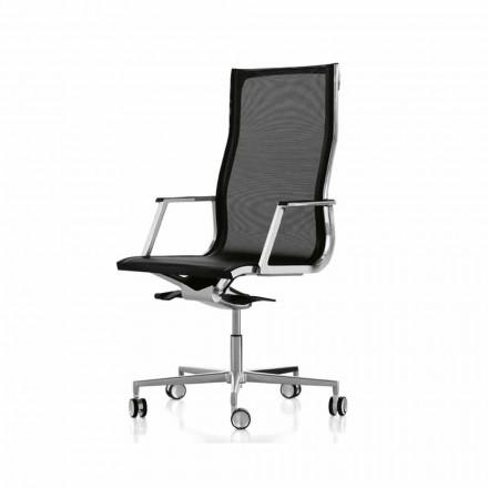 Scaun de birou ergonomic design modern Nulite Luxy