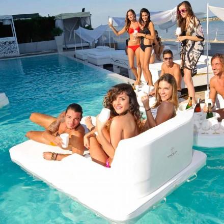 plutitoare scaun piscină în dublu sesiune Trona Magnum