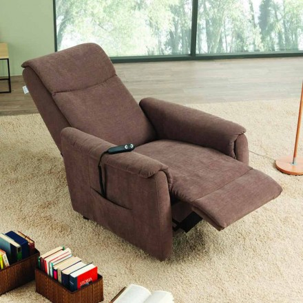Relax scaun alzapersona 2 motoare Via Milano
