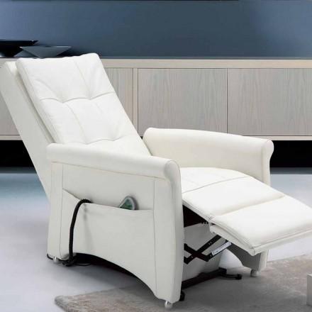 fotoliu relaxant Design alzapersona 2 motoare Via Roma