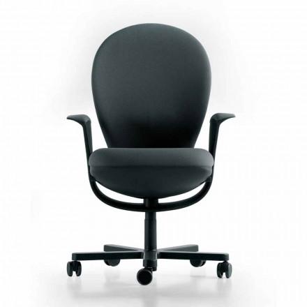 Executive Design scaun de birou Bea, Luxy scaun gri