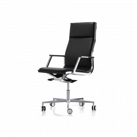Ergonomice de birou de proiectare scaun cu brațele Nulite Luxy