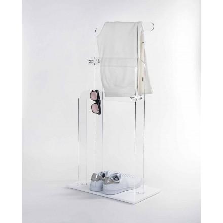 Rack pentru prosop de baie din plexiglas PMMA, Zanica