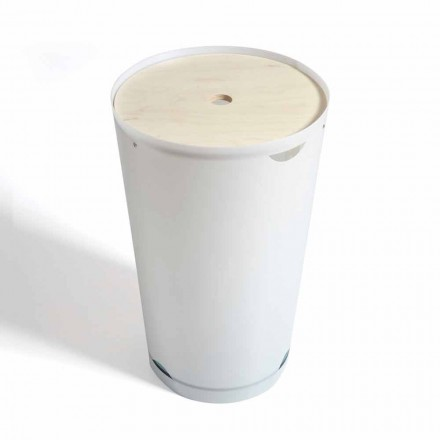Coș de rufe cu un design modern container Marlis