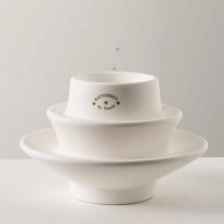 Lumânare în argilă glazură, H 110 cm, Candelsea - Toscot