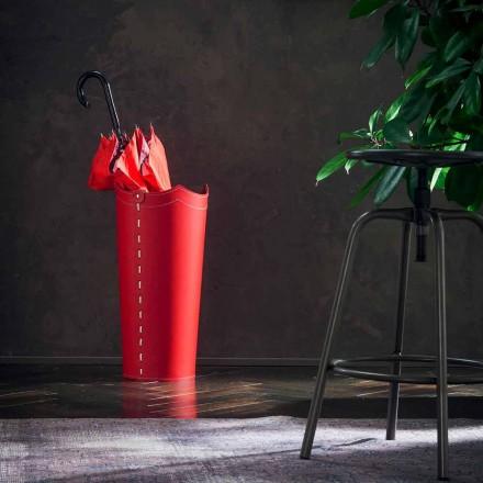 Design umbrelă stand în piele pentru Umbrella acasă sau birou