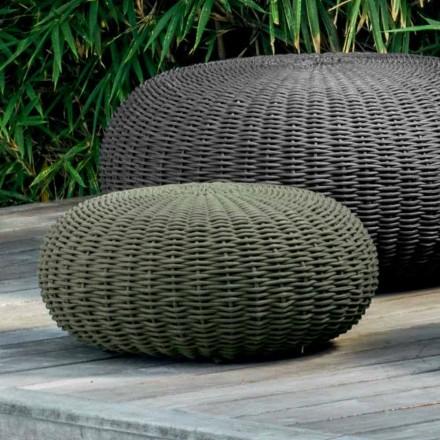 Pușcă mică și rotundă, Jackie de Talenti, cu design modern pentru grădină