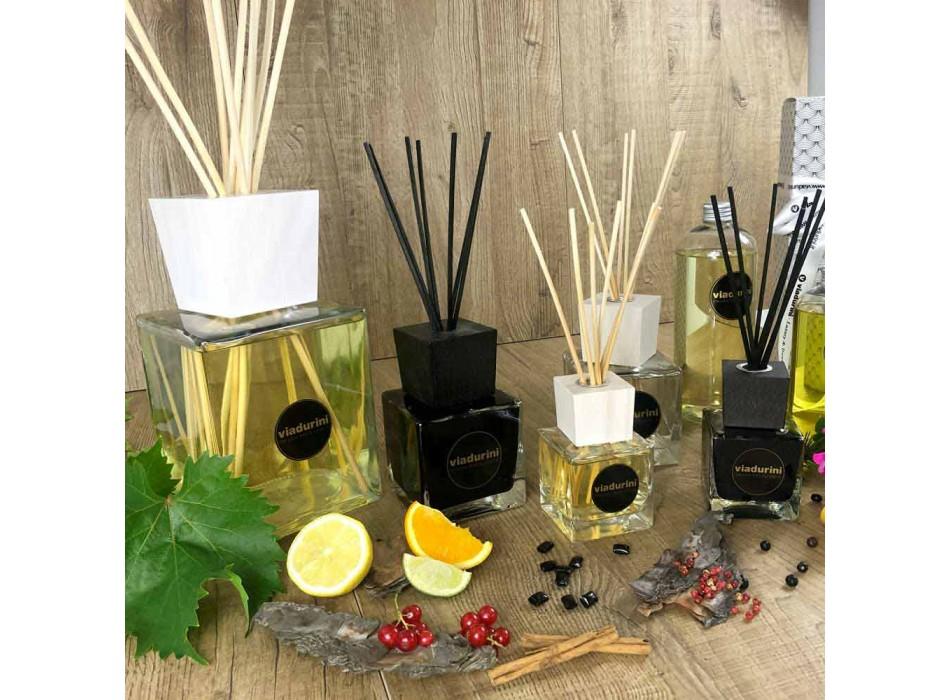 Ambient Fragrance Vanilie și Mou 200 ml cu Bastoane - Sabbiedelsalento