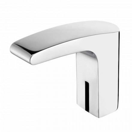 Robinet pentru chiuvetă din baie din alamă cu senzor cu infraroșu, lux - Gonzo