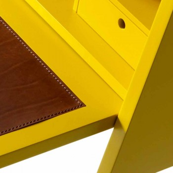 Design Grilli Hemingway a făcut din Italia biroul de lucru din lemn multistrat