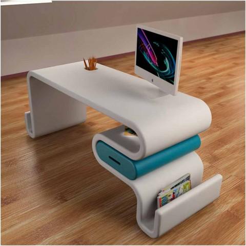 Design modern de birou Flex Made in Italy