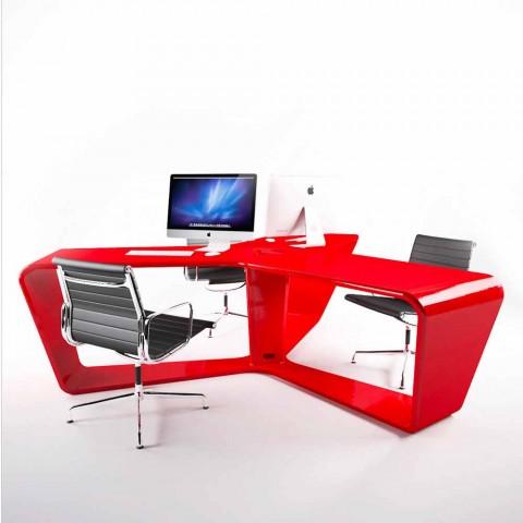Birou de birou cu mai multe stații, design modern, Ta3le