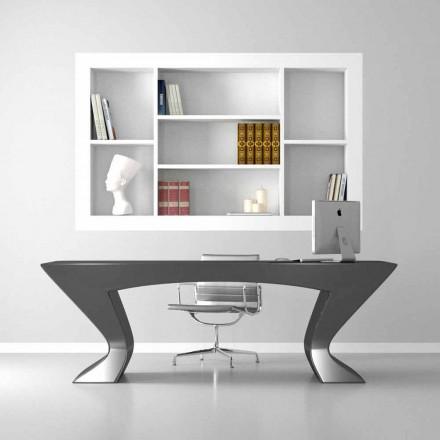 Design modern de birou Nefertiti realizat în Italia