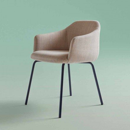Scaun de luat masa de design modern Made in Italy - Cloe