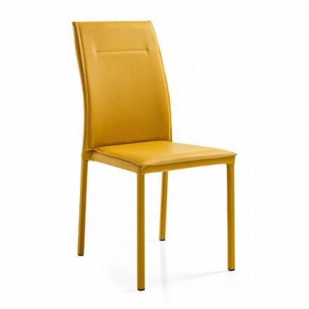 Scaun de sufragerie în design modern elegant 4 piese - Granger