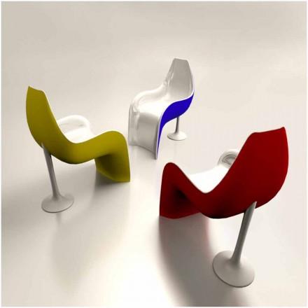 Scaun de design solid / de fotoliu Helled Made in Italy