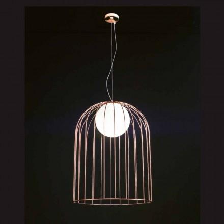 Selene Kluvì pandantiv lampa sticla suflata Ø54 H 70 / 200cm