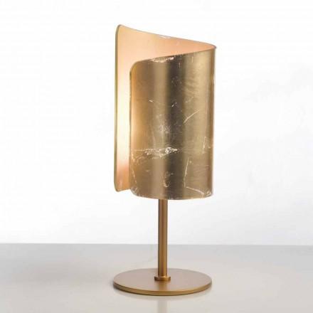 Selene Papiro lampă de masă designer de cristal Ø15 H38cm