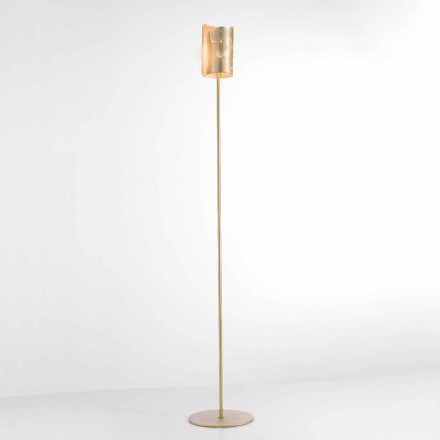 Selene Papiro lampa de podea de designer Crystal Ø15 H 180cm