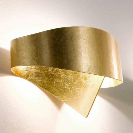 Selene lampă de perete modern, realizat în Italia Shield 29x15xH16 cm